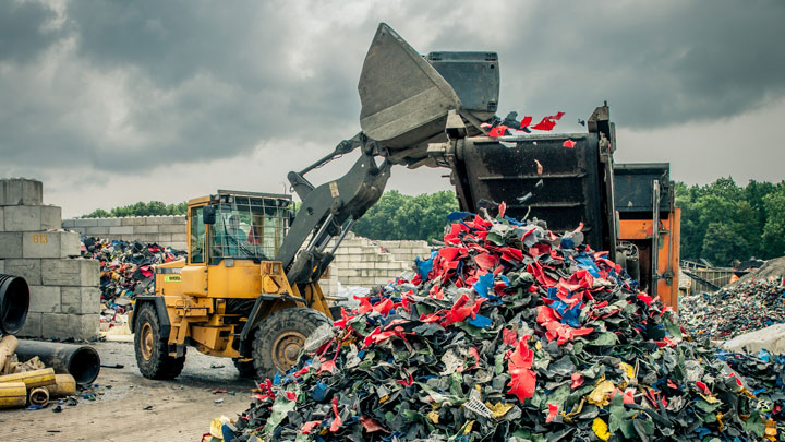 Company movie Plastic Recycling Van Werven